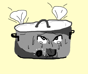 not proud to say this, but, crocpot ahegao