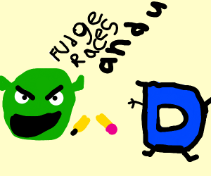 Drawception is being attacked by racist troll
