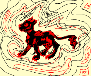 Demon Dog/Cow