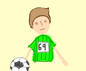 Futball player