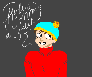 cartman from southpark