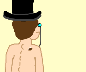 A naked mole getleman