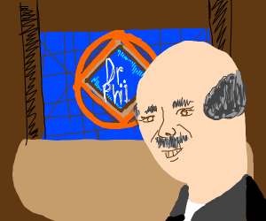 Dr Phil likes Gucci