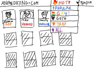 anime dating website AAAAA