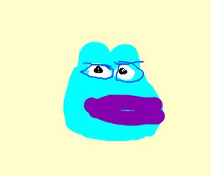 blue Pepe