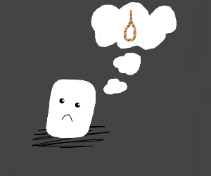 Marshmello thinks about suicide