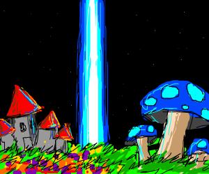 skybeam in wonderland