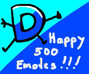 Happy 500 Emotes!!