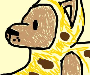 Bananana dog