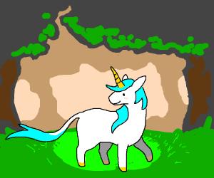 A very cute unicorn