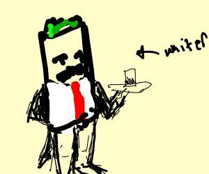 Burrito Waiter