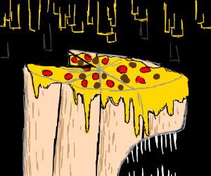Surreal Pizza