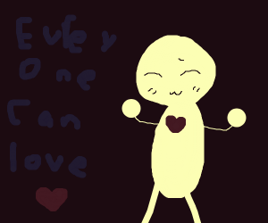 Love is for everyone :)