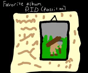 Favorite Album PIO