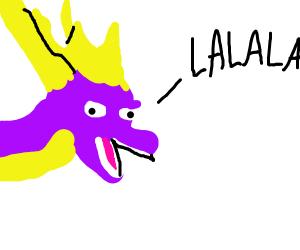 Spyro sings