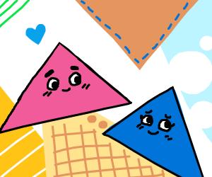 Triangle in love