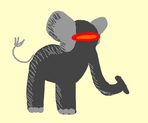 Elephant from the Future