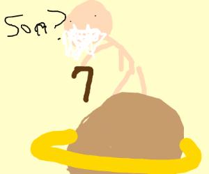 Grandfather on Saturn