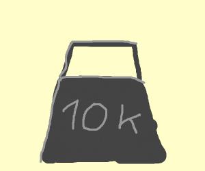 ten ton weight