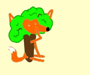 fox-tree crossover face palming