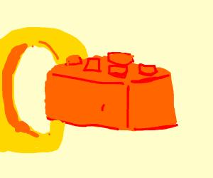 a lego piece