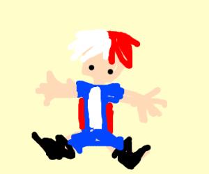 Todoroki (IcyHot Superhero)