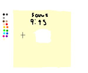An overused Drawception game