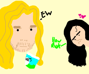 Thor doesn't like Ben&Jerry's