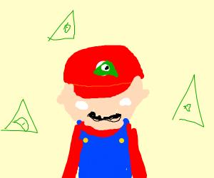 iluminati Mario