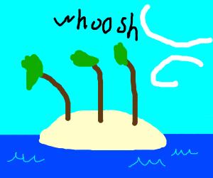 windy islands