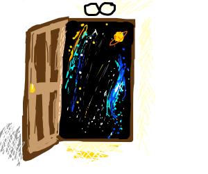 Door to infinity