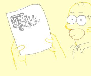 Homer Writing