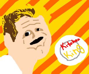 Gordon Ramsay's new show: Kitchen King