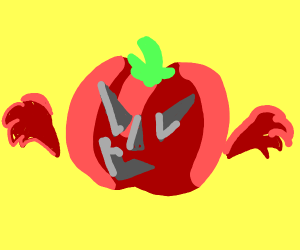 The Pumpkin Lord