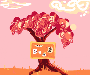 Bulletin Board Tree