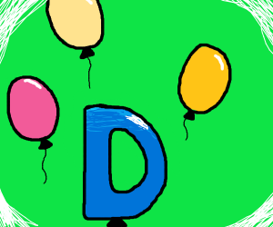 the balloon d