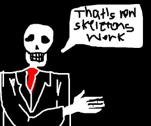 Mafia Works but a skelebone.