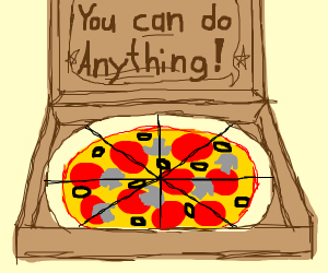 Inspirational Pizza