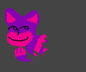 lenny face cheshire cat