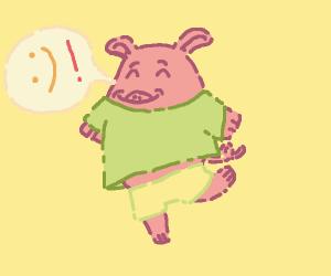 Ham kid