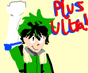 Deku Plus Ultra!