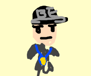 Quick, draw your avatar