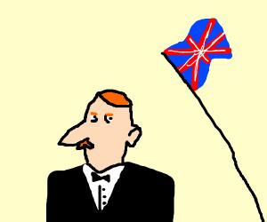stereotypical british man