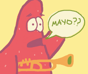is mayonaise an instrument?