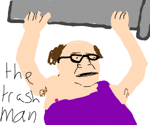 THE TRASHMAN
