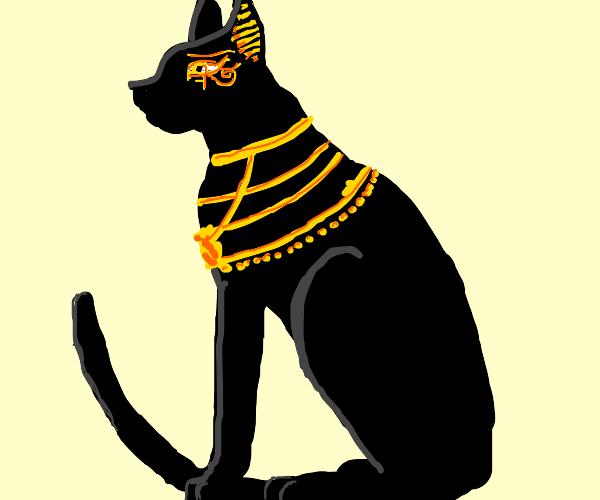 egyption cat