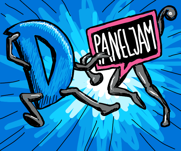 D and PanelJam battle to the death!