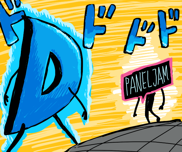 drawception approaches paneljam