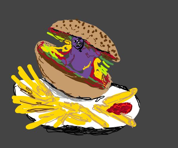 Genie burger