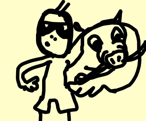 Boar Burglar
